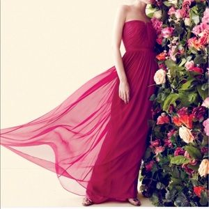 J. Crew prom/bridesmaid Nadia dress ♥️